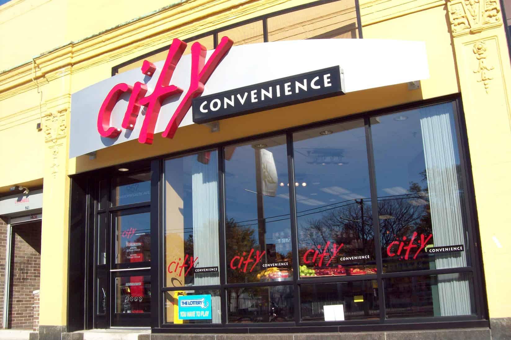 City Convenience 8