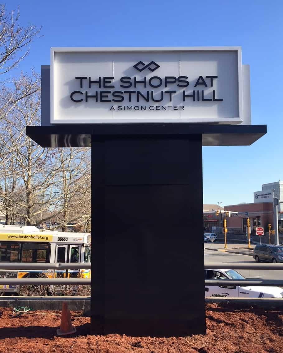 Chestnut Hill Pylon