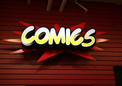 Newbury Comics 4