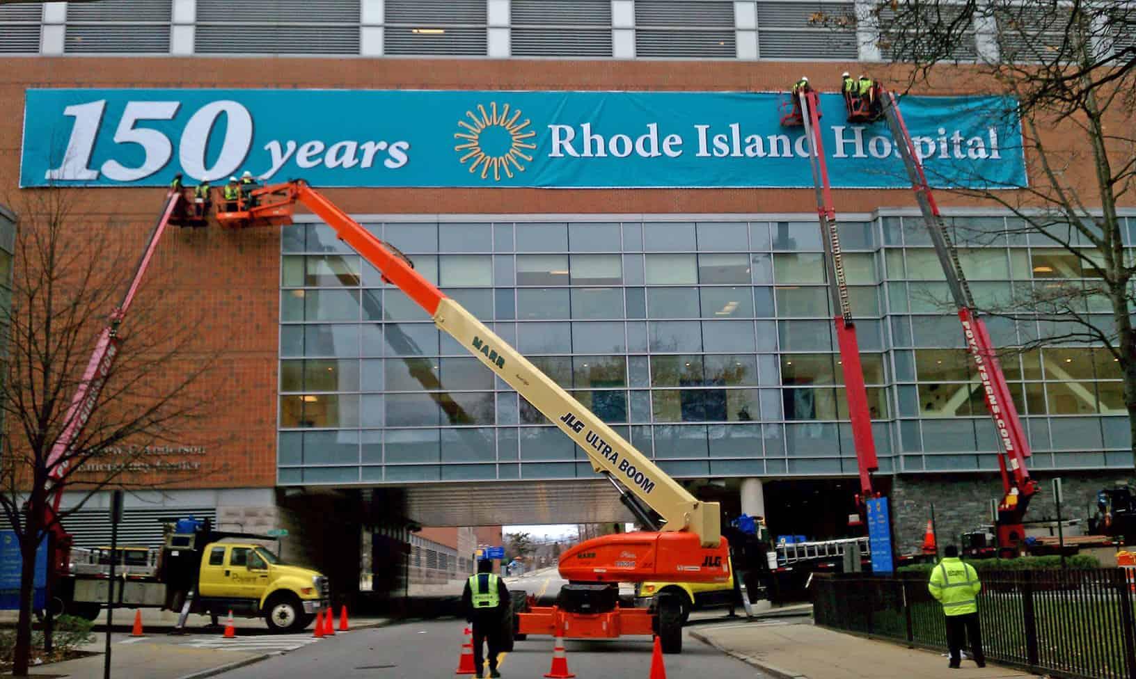 Rhode Island Hospital, Providence, RI | Poyant