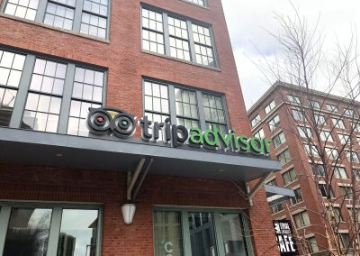 Trip Advisor, Boston 2
