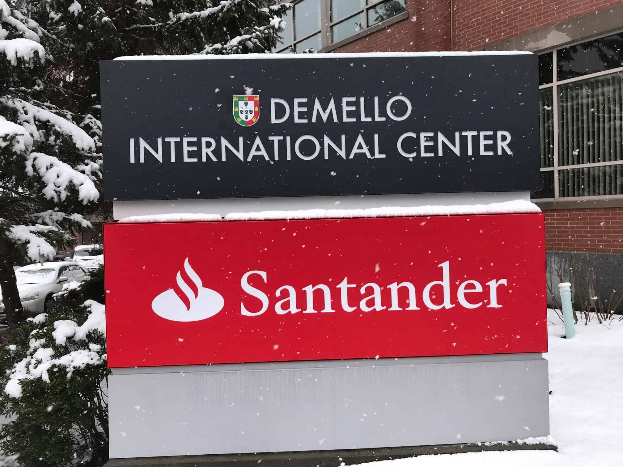 Demello Monument Sign
