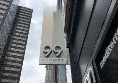99 Summer Blade Sign