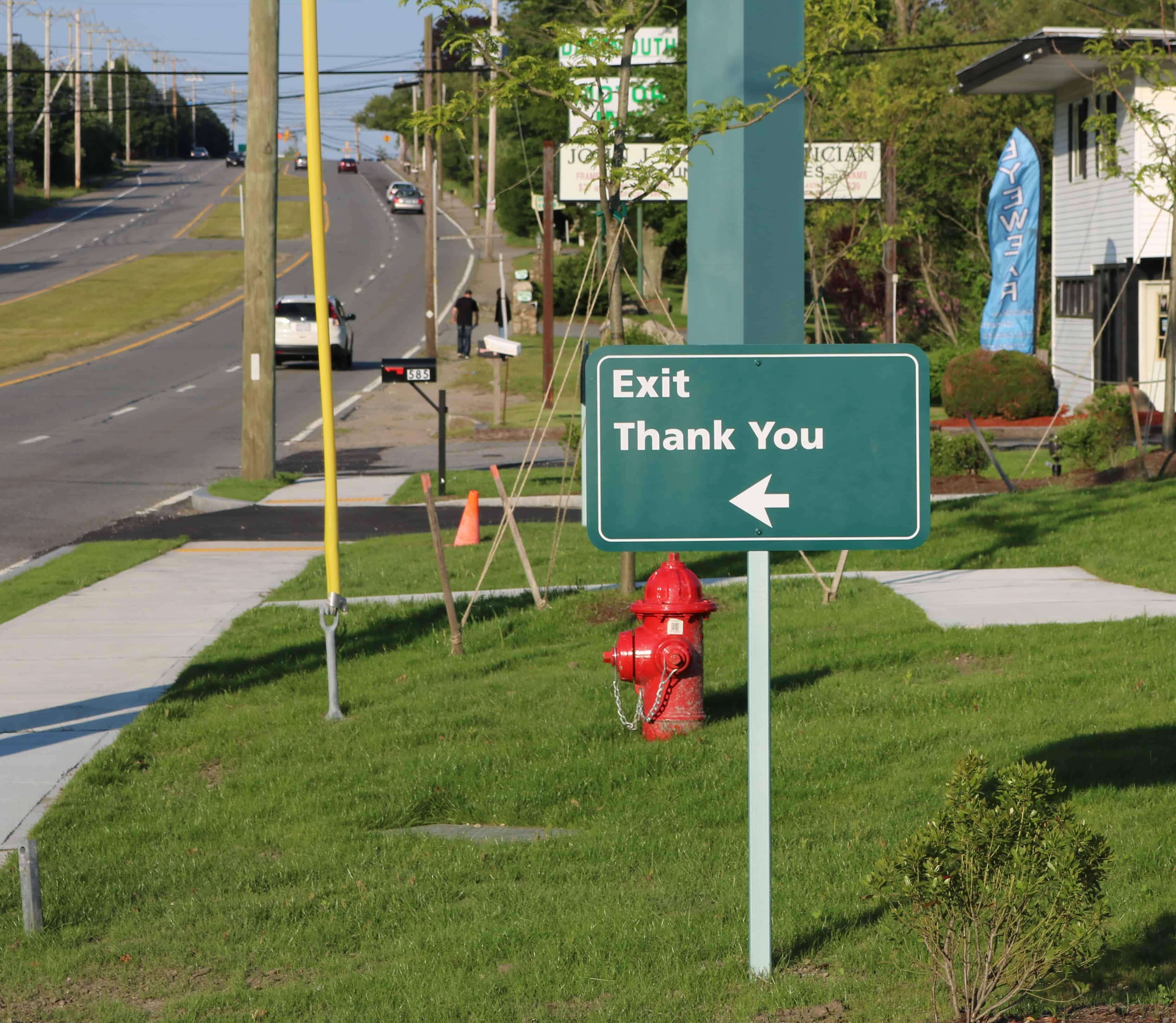 St. Annes CU Exit