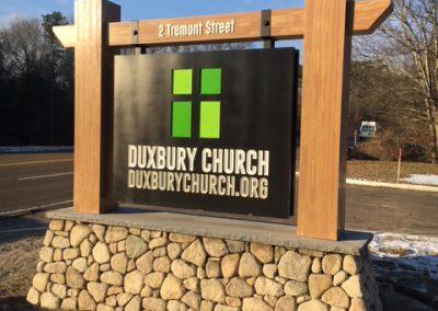 Duxbury Monument