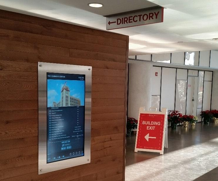 Schrafft's Interior Directory