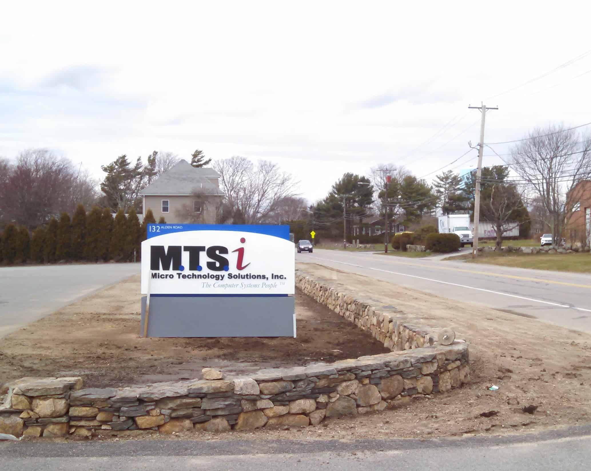 MTSi Monument