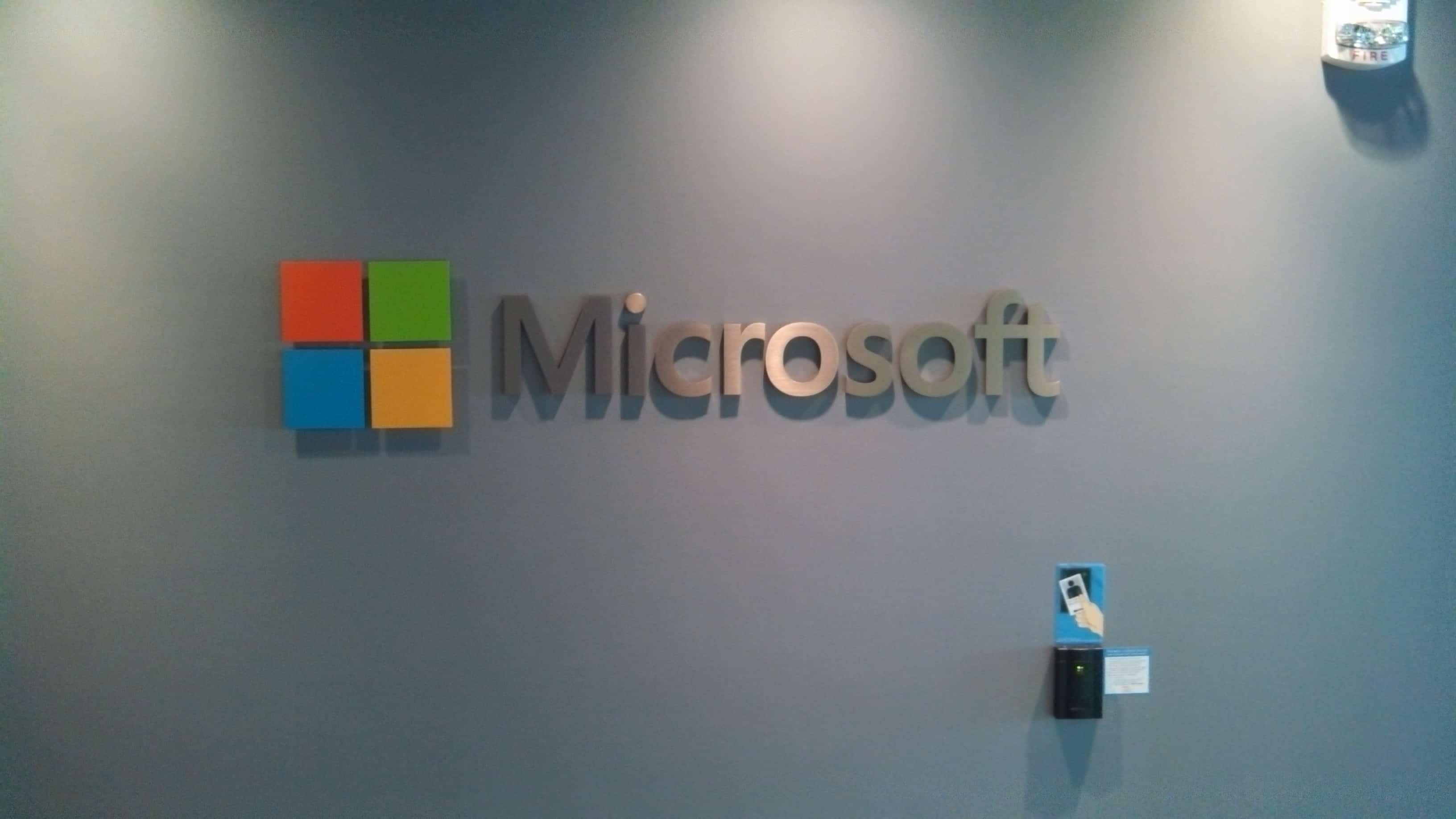 Microsoft Letters