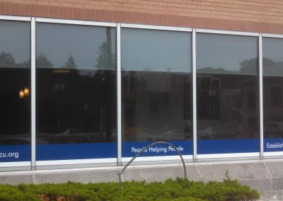 Mass Bay CU Window Graphics