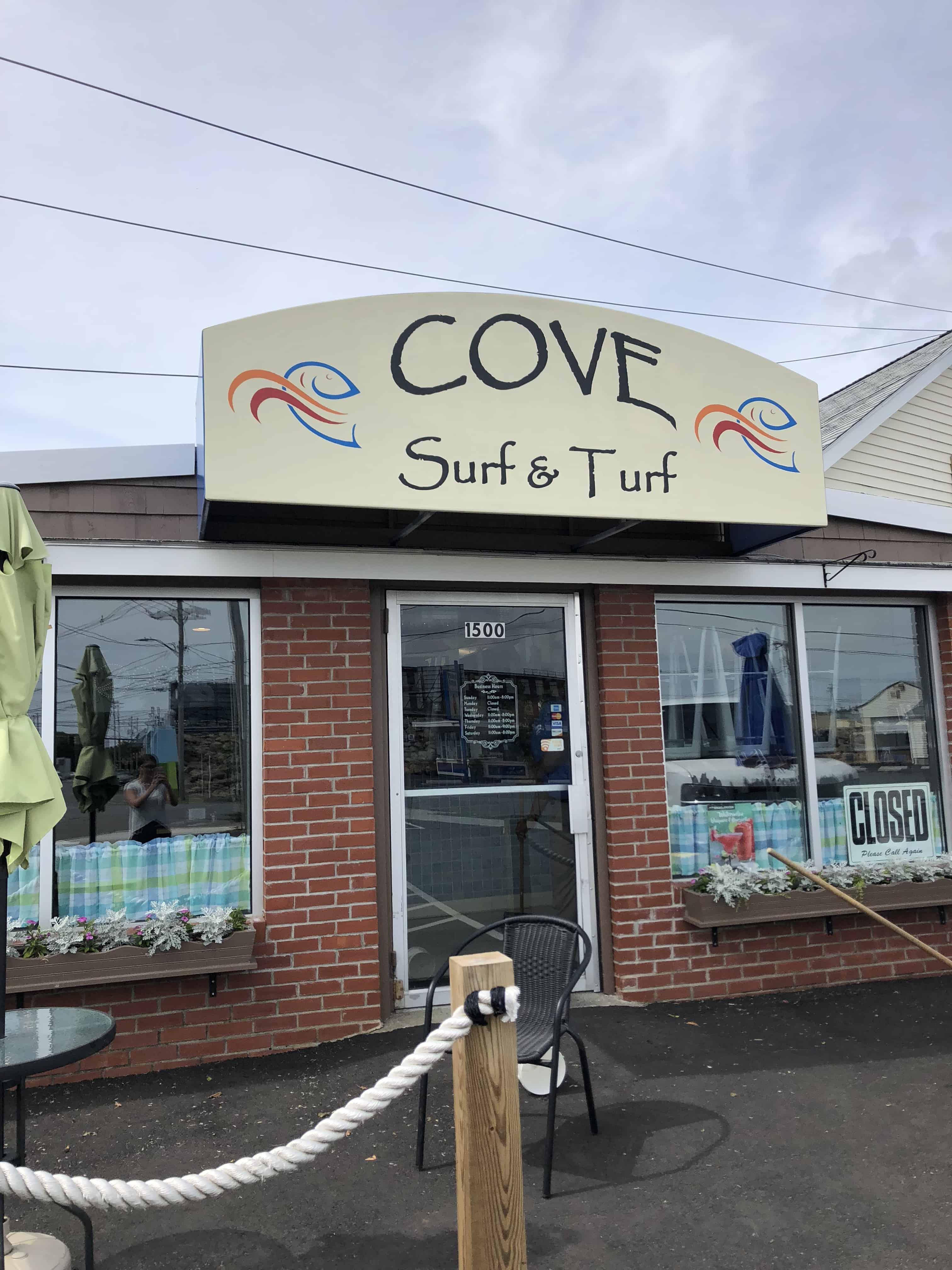 Cove Surf & Turf