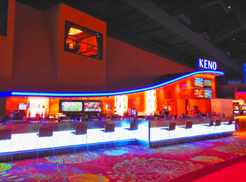 Keno Sign