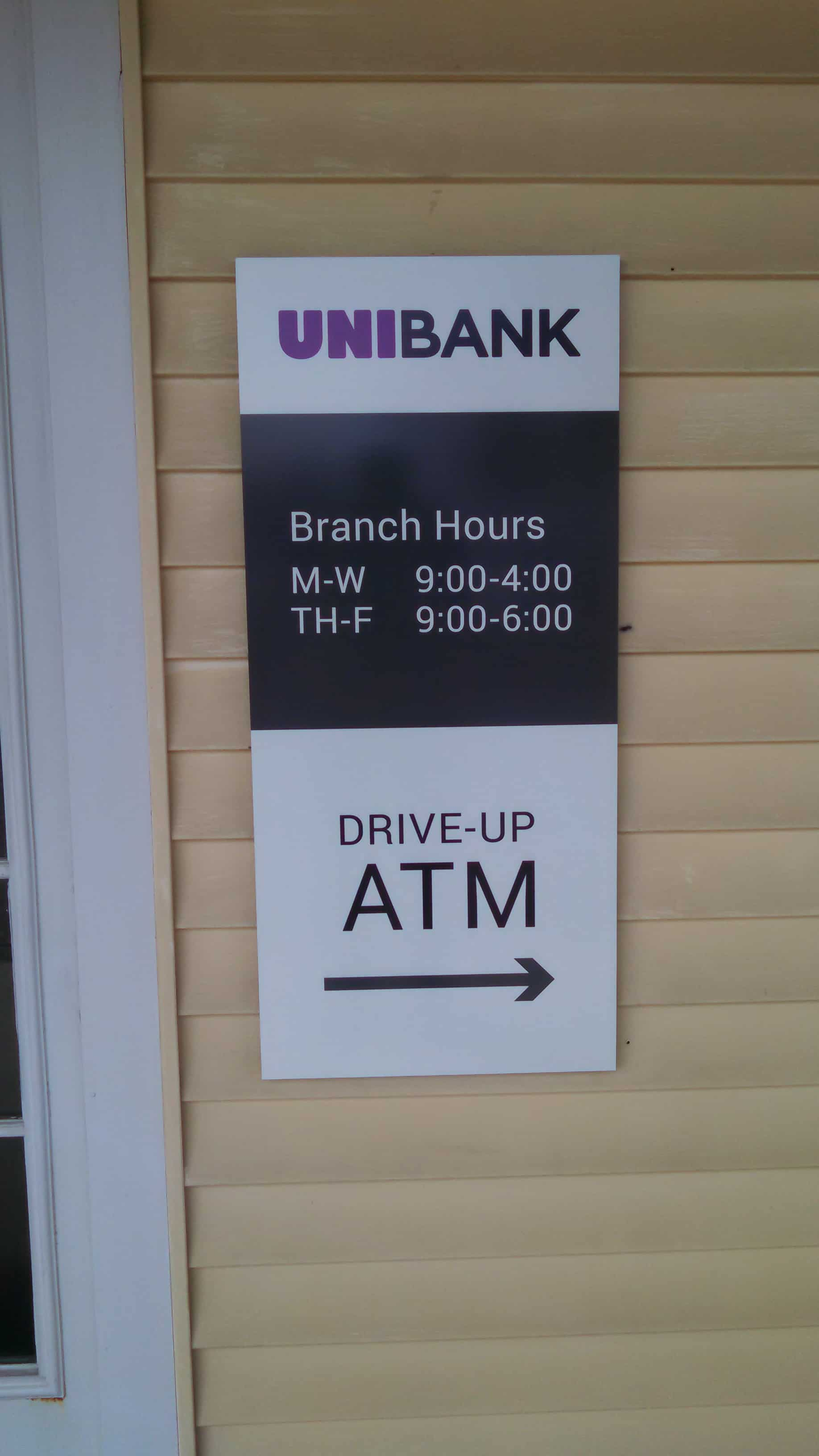 UniBank South Sutton