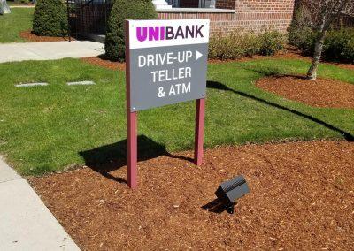 UniBank, Uxbridge