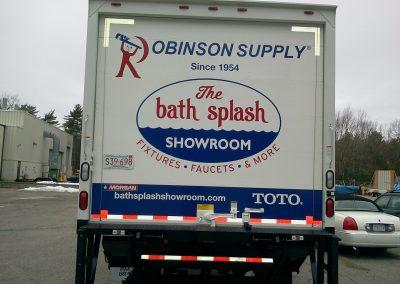 Robinson Truck Graphics
