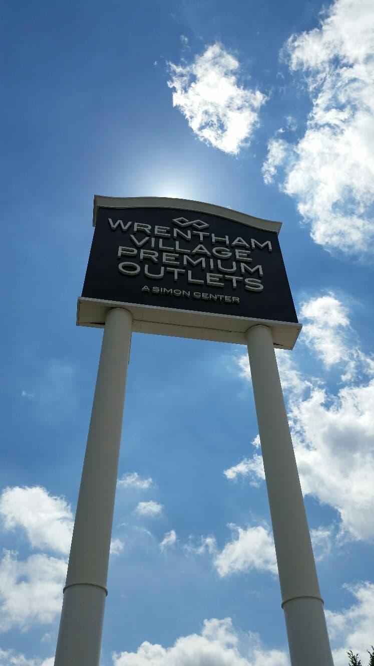 Wrentham Pylon