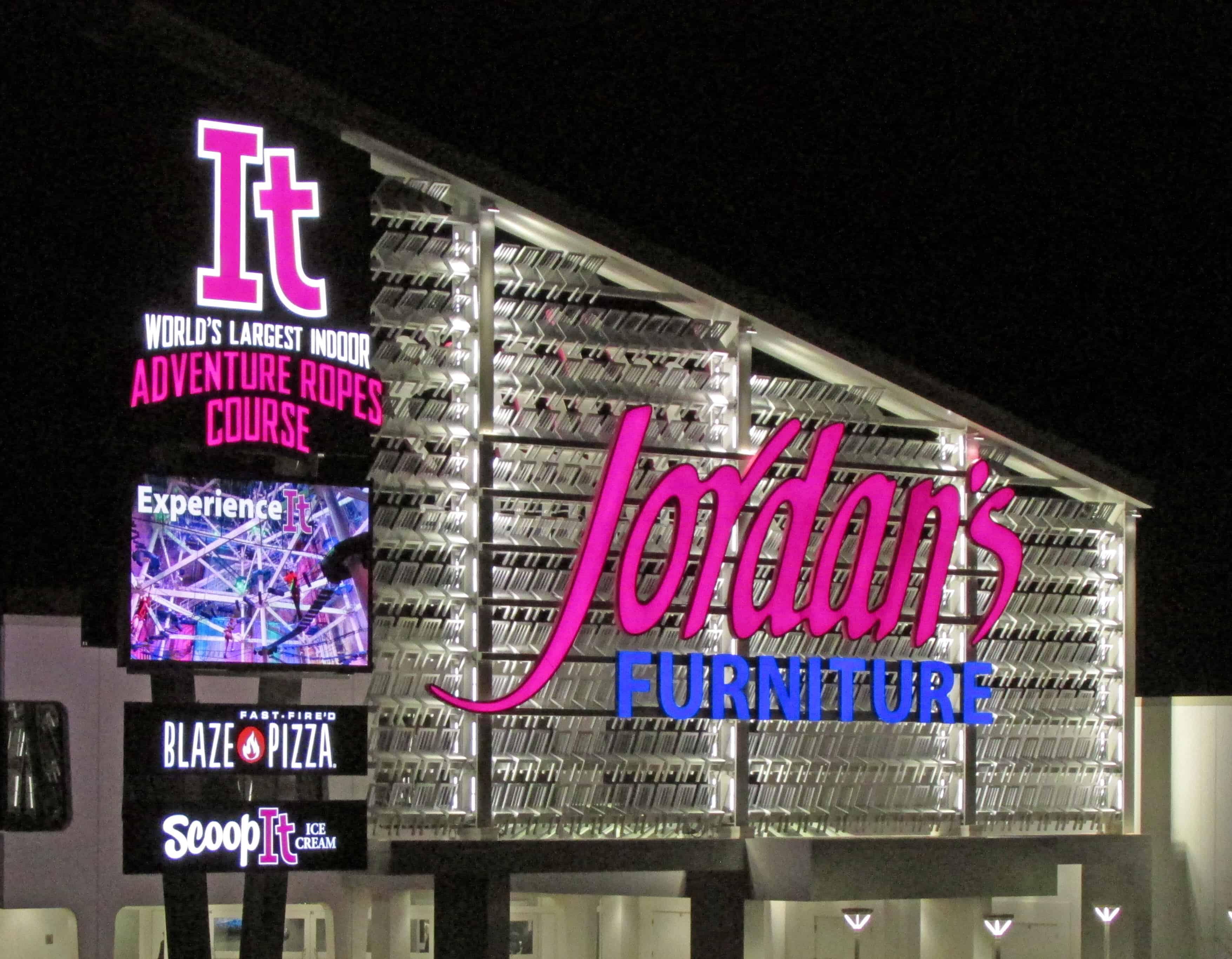 Jordan's Illuminated