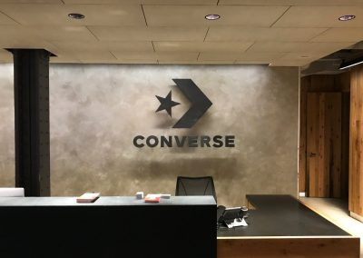 Converse Wall Sign 1