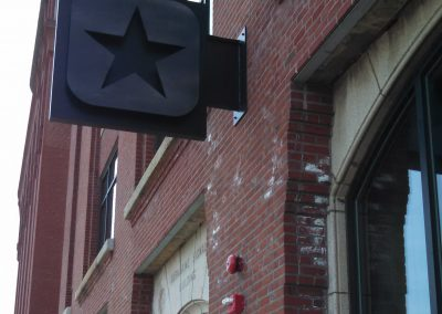 Converse Projecting Sign