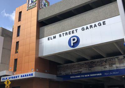 Elm Street Garage Exterior