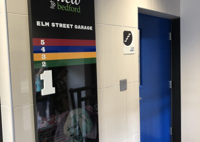 Elm Street Parking Directory