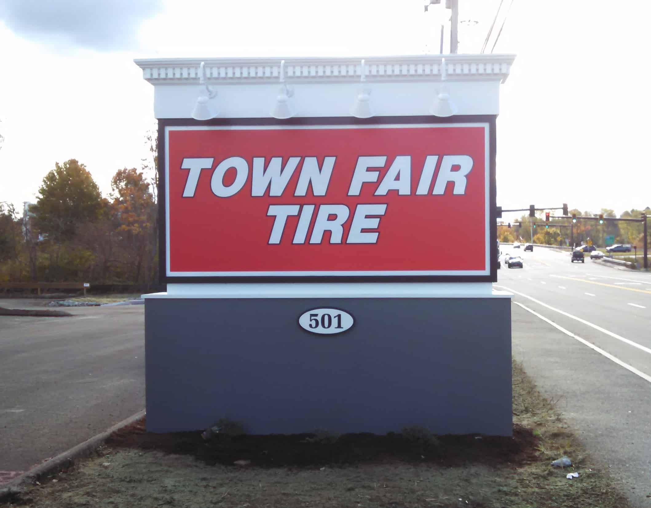 Town Fair Tire Various Locations Poyant