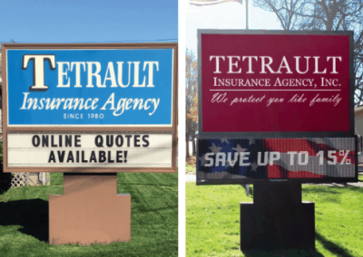Tetrault Before & After