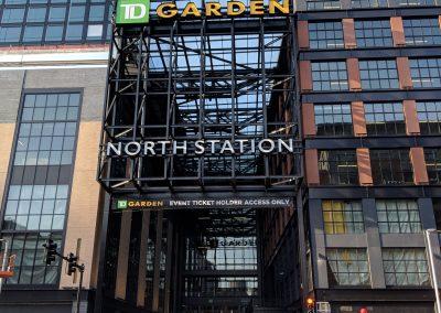 TD Garden Letters