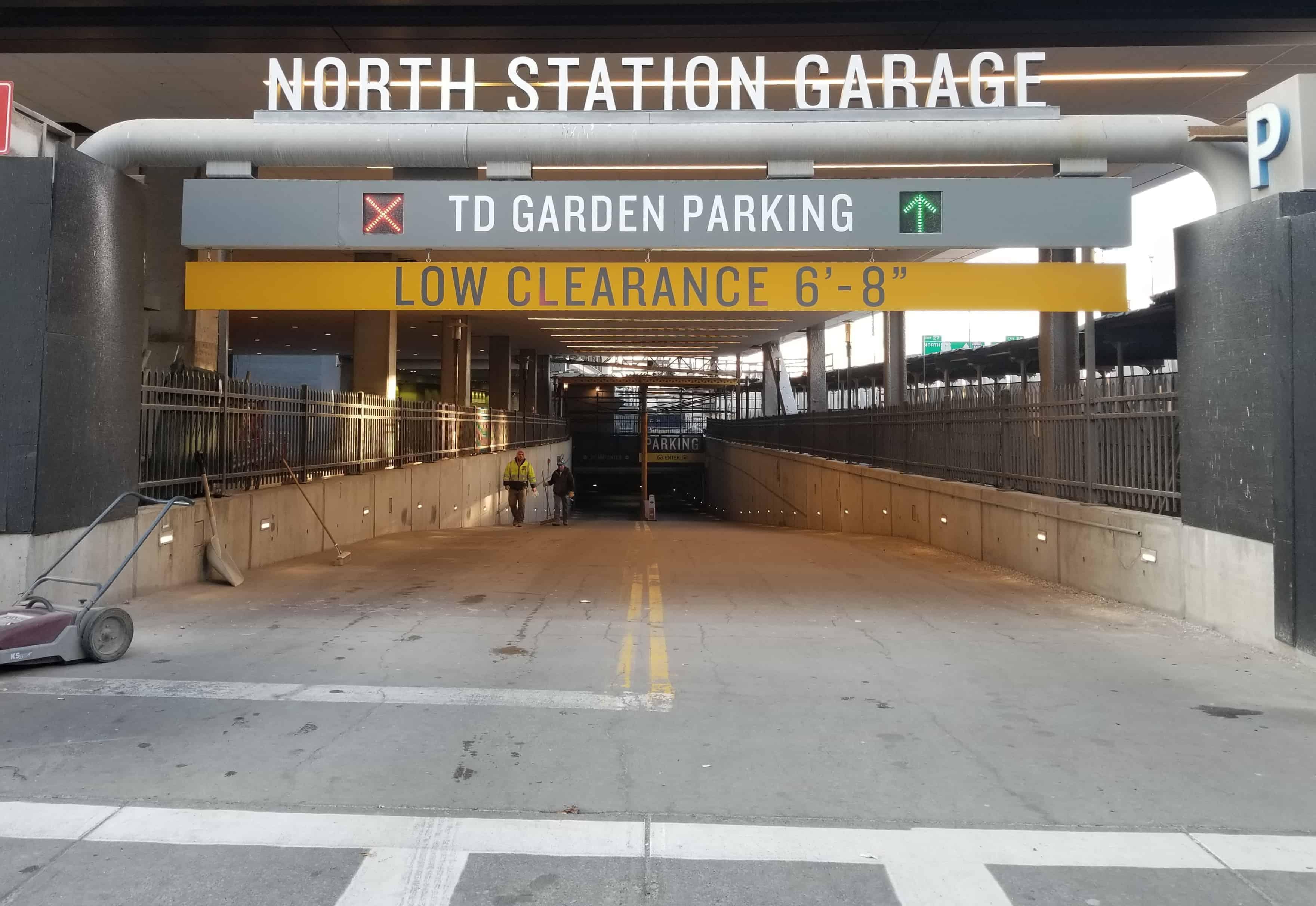 North Station Garage