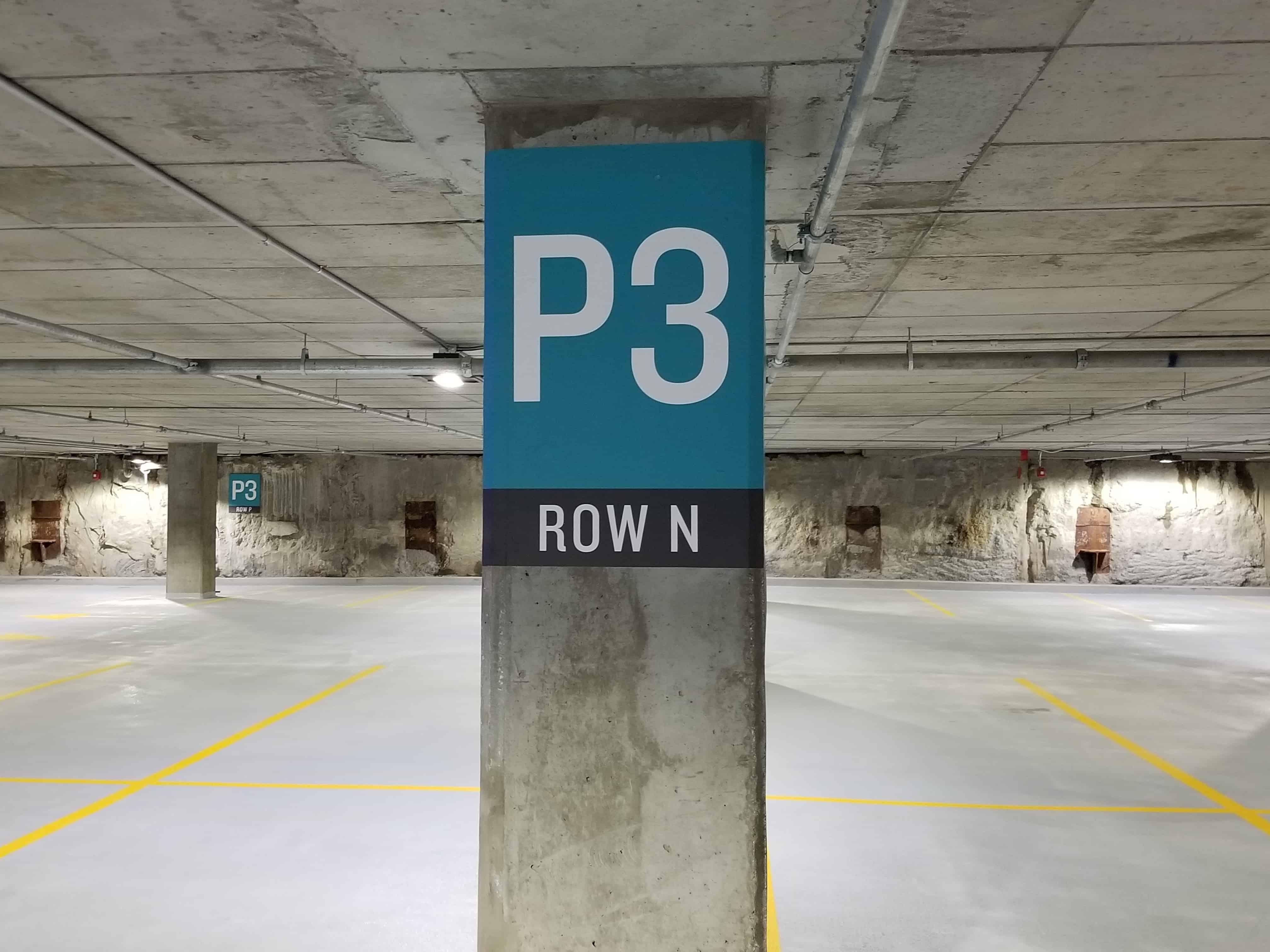 P3 Row N Wrap