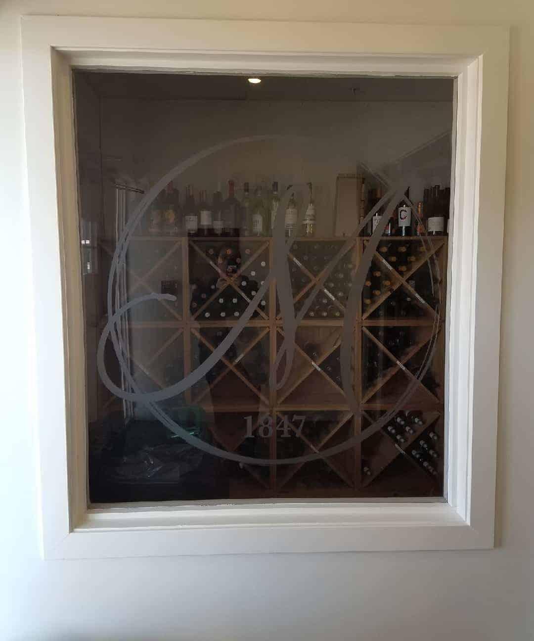 Merrills Wine Room Vinyl 1